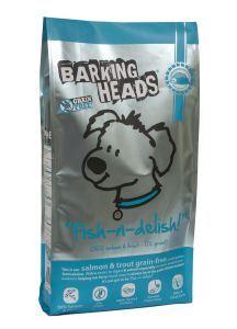 Barking Heads Dog Adult Fish N Delish