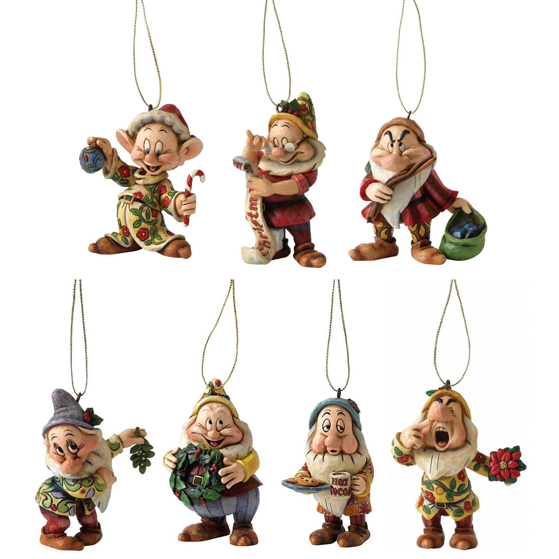 Disney WEIHNACHTEN TRADITIONS Hanging Ornament Snowwhite Shore Figur A9046