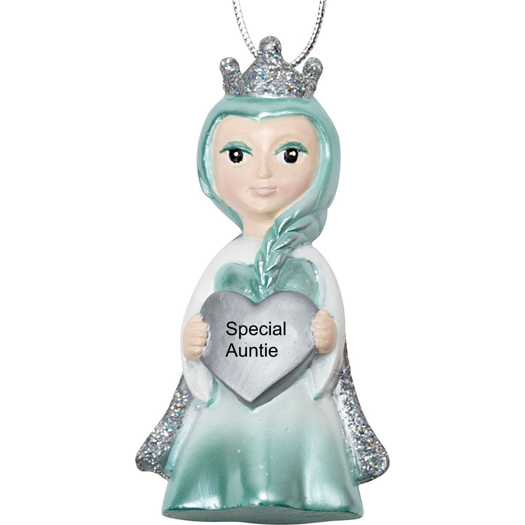 Jack Frost Xmas Ornament Special Relative Sentiment Christmas Tree Decorations