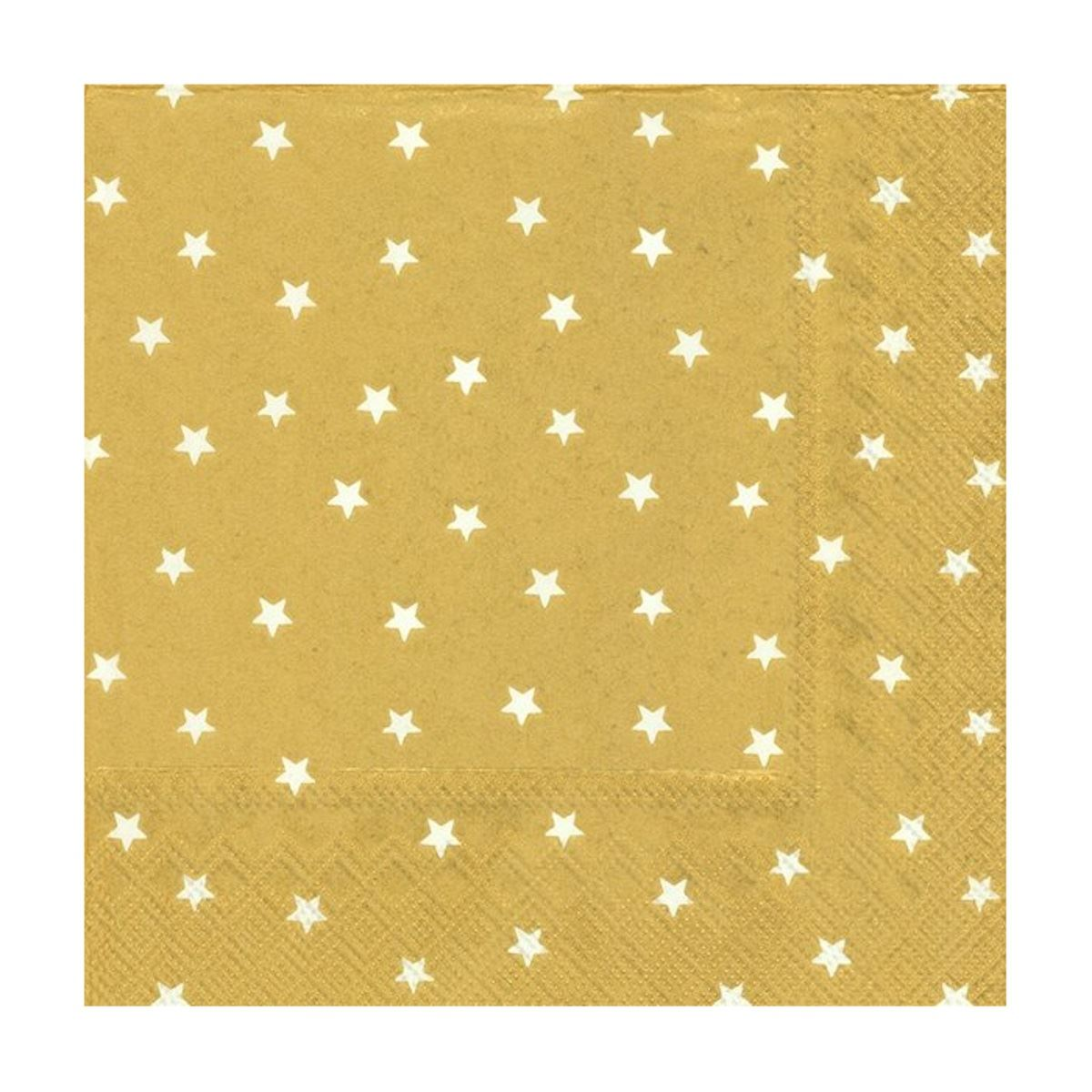 Paper Christmas Napkins Mice Garland Stars Disposable Cocktail Party Serviettes