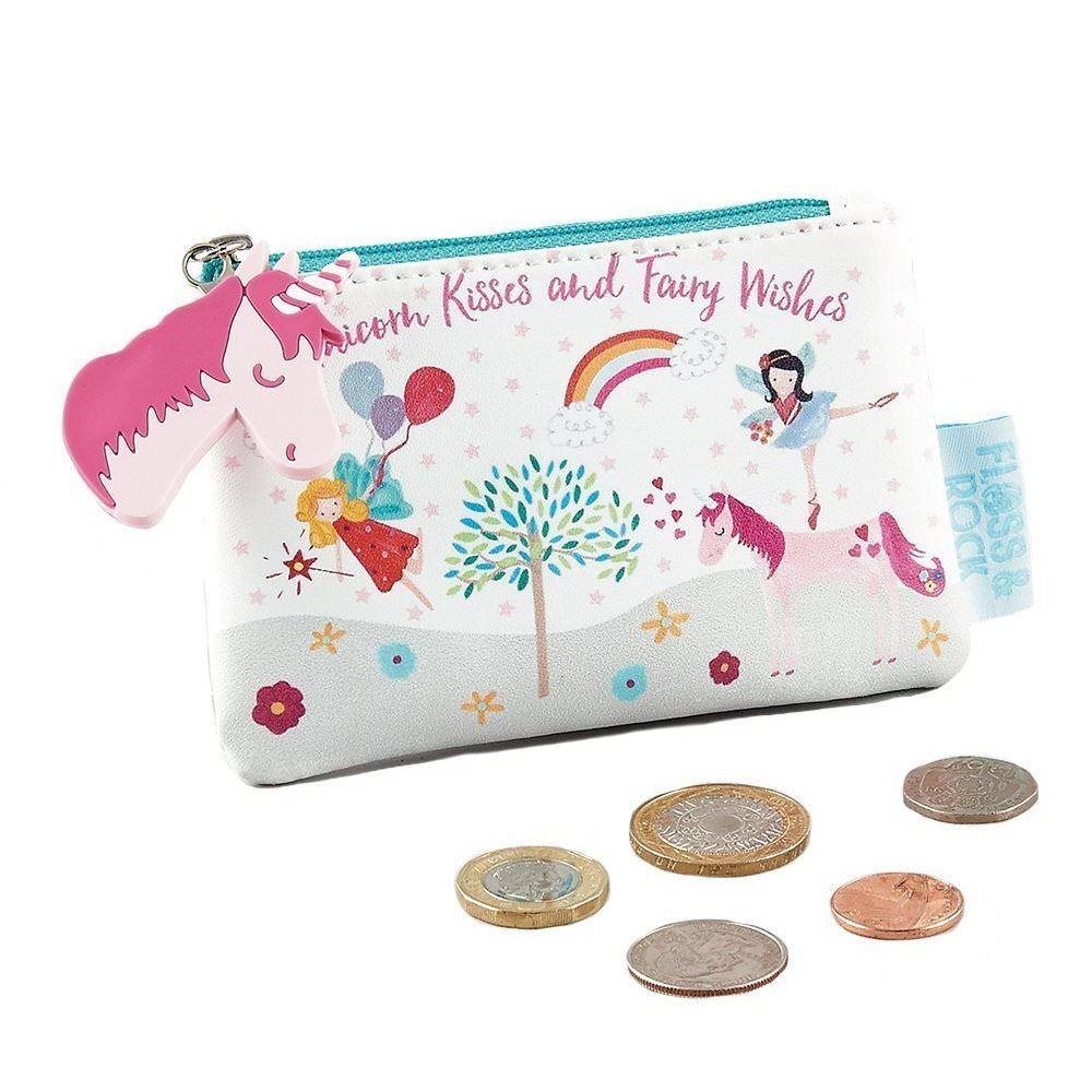 Coin Purse Handmade UK Seller Money Pouch Change Purse Owl Print Purse