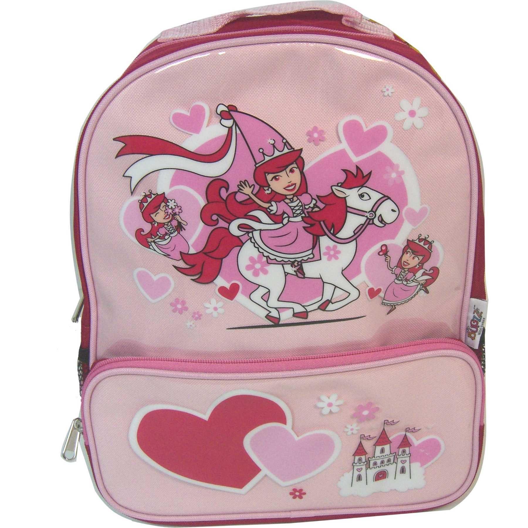 Bugzz PURPLE BUTTERFLY Backpack School Bag Rucksack Girls Swimming Childs Kids