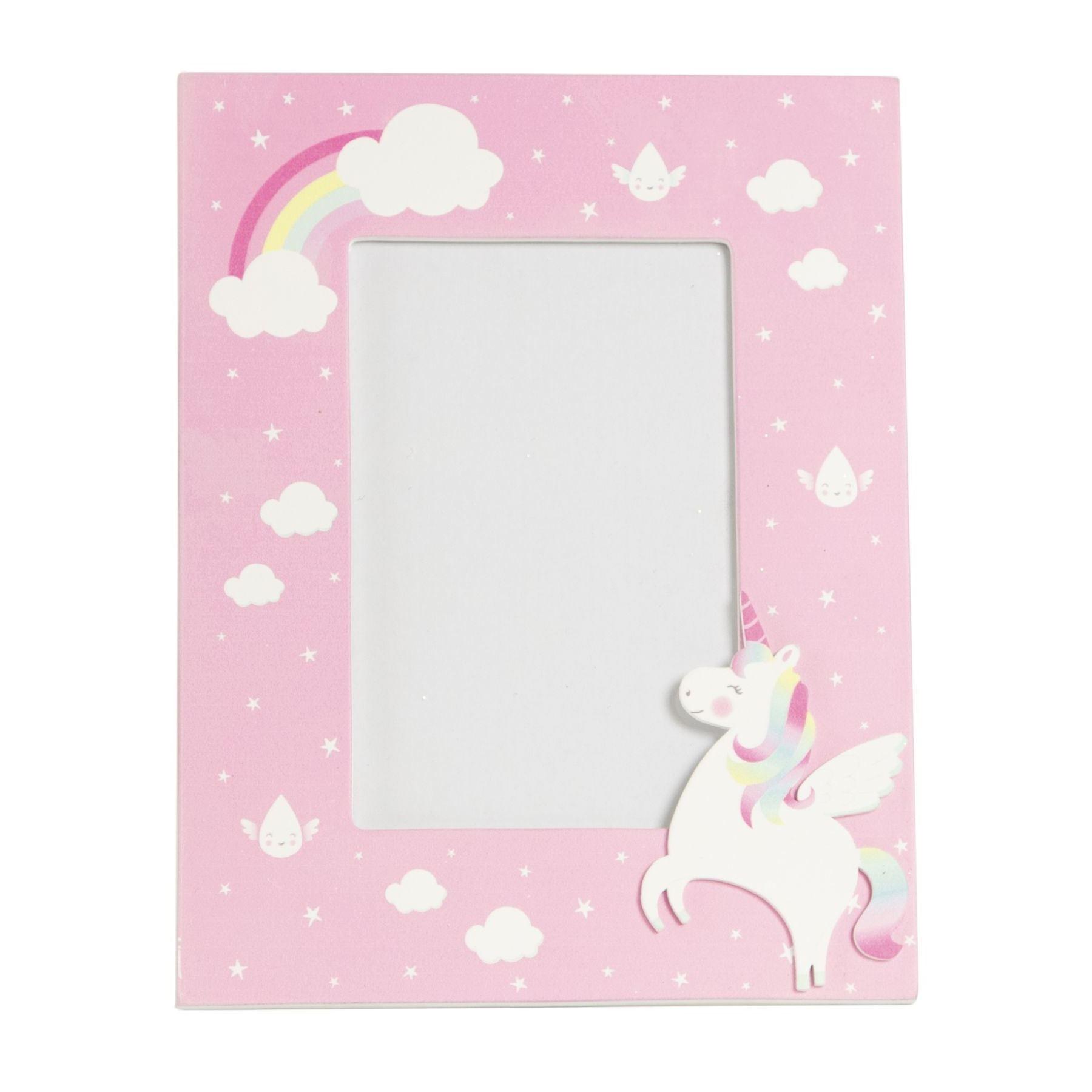 Sass and Belle Rainbow Unicorn Mirror