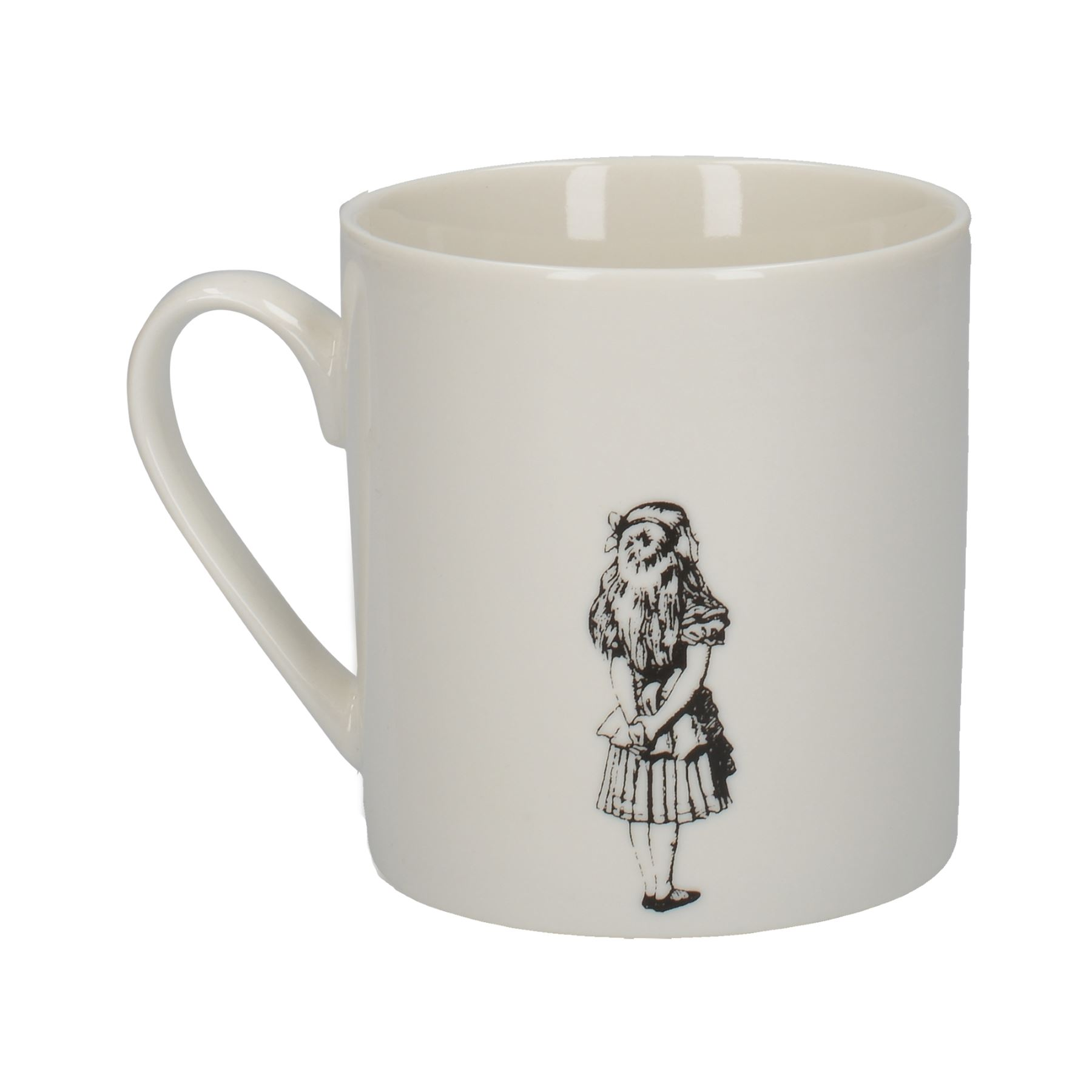 Alice In Wonderland /'Drink Me/' Mug Fine China Archive Image Coffee Cup Gift Box