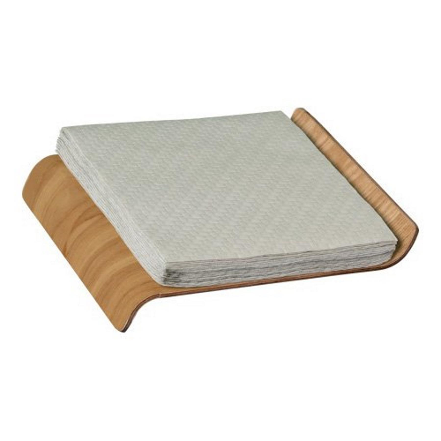 Ihr Wooden Napkin Holder Willow Caddy Lunch Serviette Table Decor Storage Gift 686423566332 Ebay