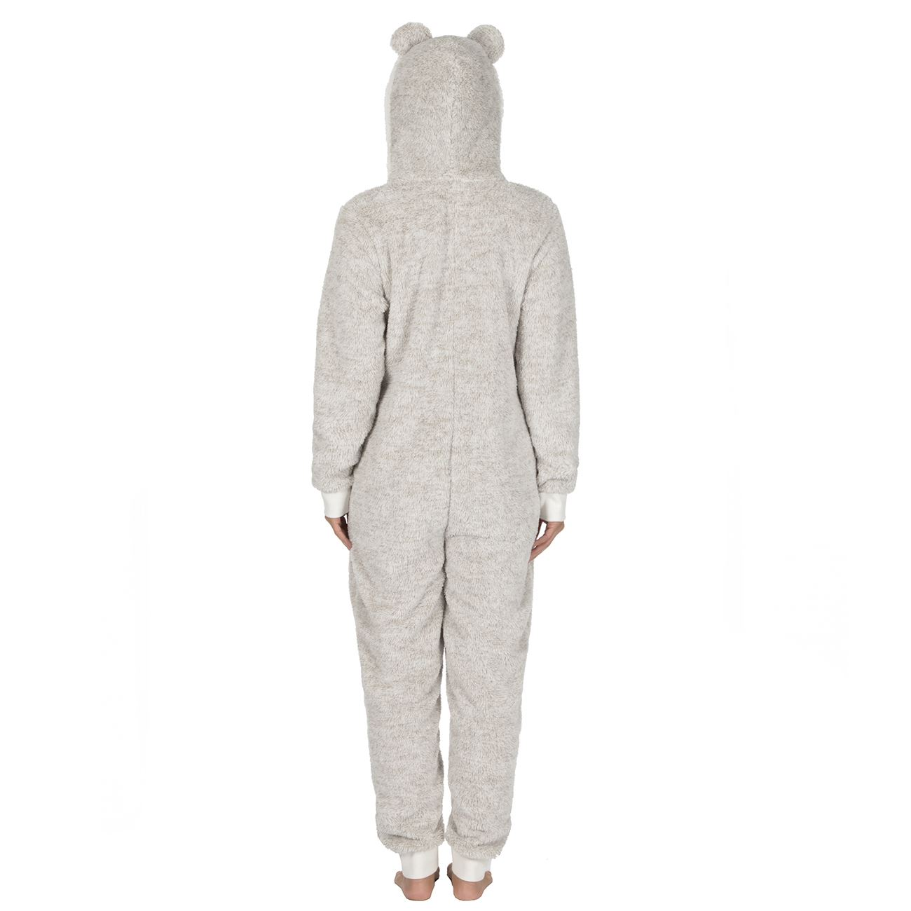 Ladies-Womens-Girls-Fleece-All-In-One-Pyjamas-Outfit-Jumpsuit-Costume-Size-6-18 thumbnail 37
