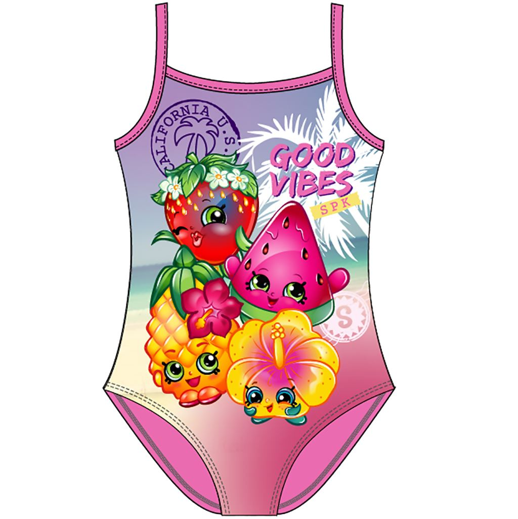 Girls-Kids-Toddlers-Swimsuit-Swimming-Costume-Childrens-Swimwear-Age-2-8-Years