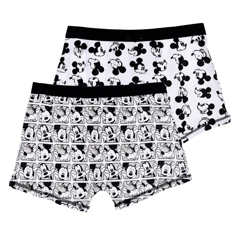 Mens-Official-Character-Trunks-Boxer-Shorts-Boxers-Underwear-2-Pack-Size-S-XL thumbnail 39