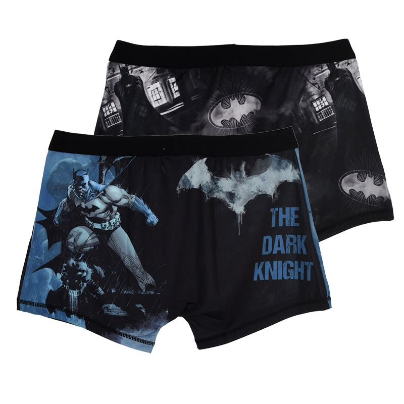 Mens-Official-Character-Boxer-Shorts-Boxers-Trunks-Hipsters-2-Pack-Size-S-M-L-XL thumbnail 9