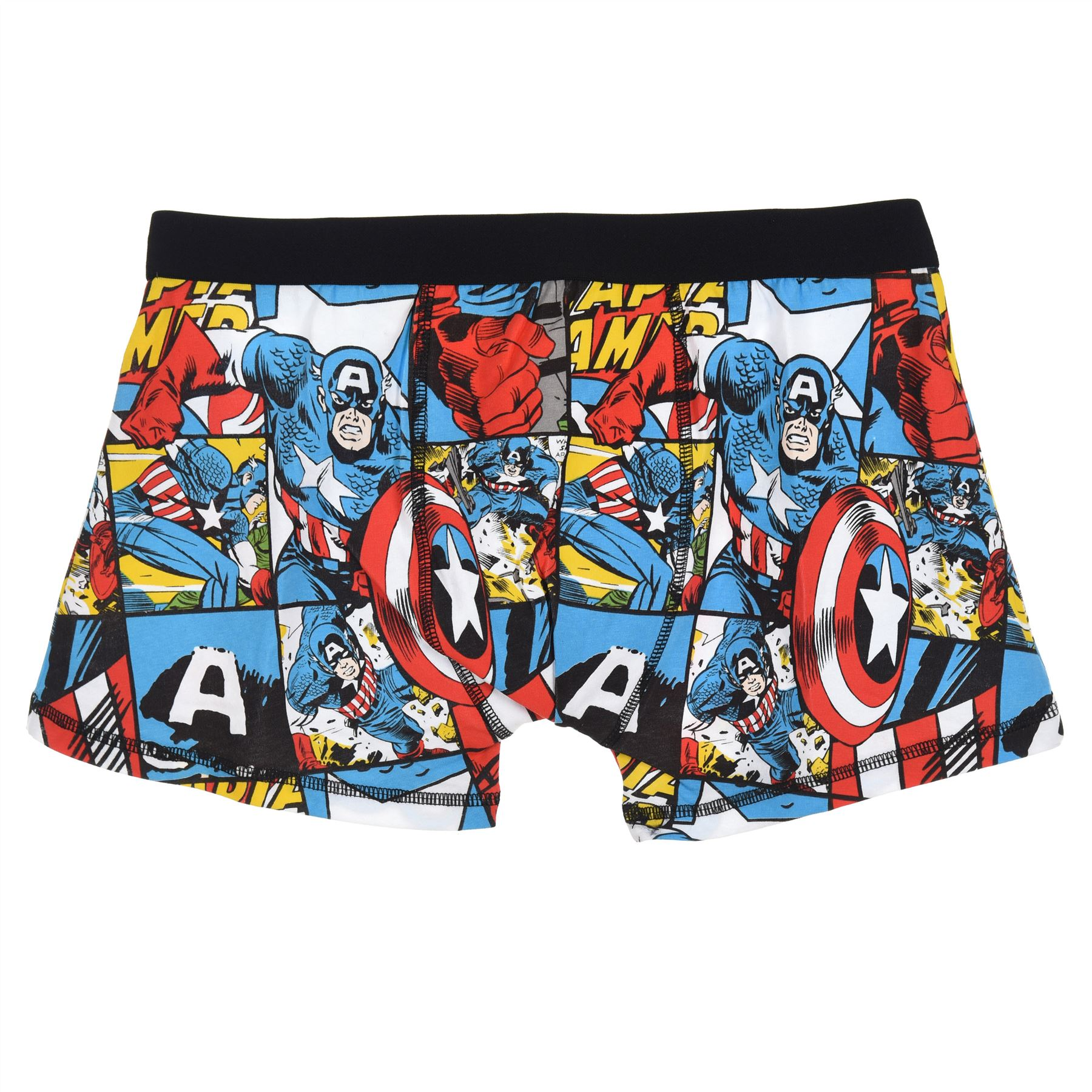 Mens-Official-Character-Trunks-Boxer-Shorts-Boxers-Underwear-2-Pack-Size-S-XL thumbnail 18