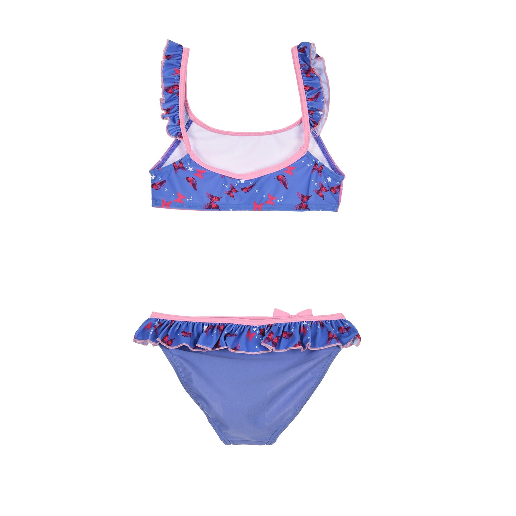 Girls-Bikini-Set-Childrens-Kids-Swimming-Costume-Age-3-8-Years thumbnail 18
