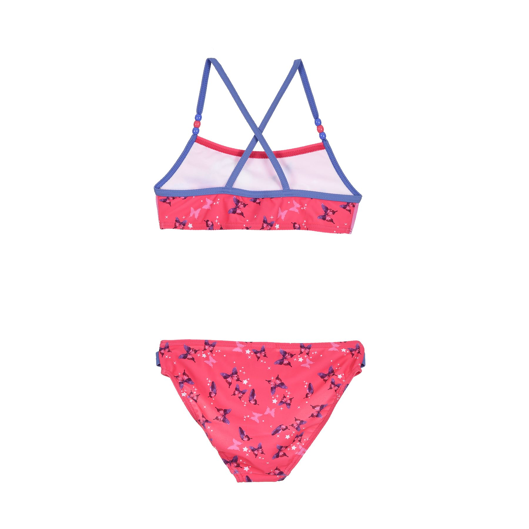 Girls-Bikini-Set-Childrens-Kids-Swimming-Costume-Age-3-8-Years thumbnail 12