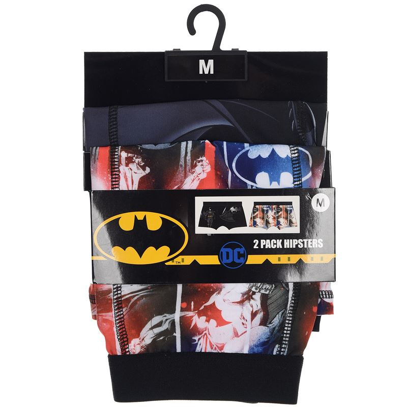 Mens-Official-Character-Boxer-Shorts-Boxers-Trunks-Hipsters-2-Pack-Size-S-M-L-XL thumbnail 7