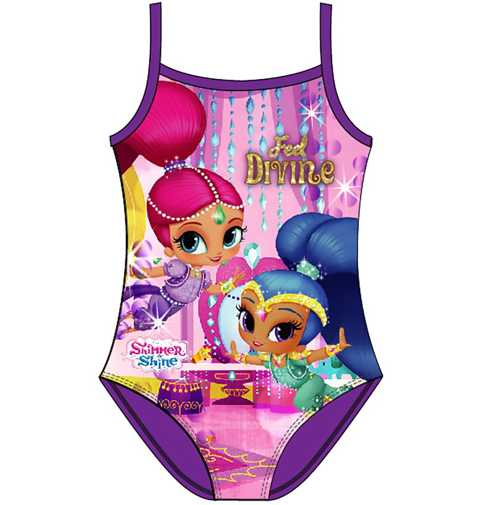 Girls-Kids-Toddlers-Swimsuit-Swimming-Costume-Childrens-Swimwear-Age-2-8-Years