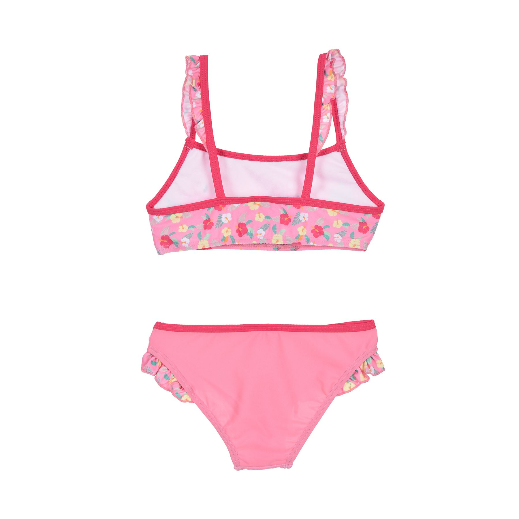 Girls-Bikini-Set-Childrens-Kids-Swimming-Costume-Age-3-8-Years thumbnail 70