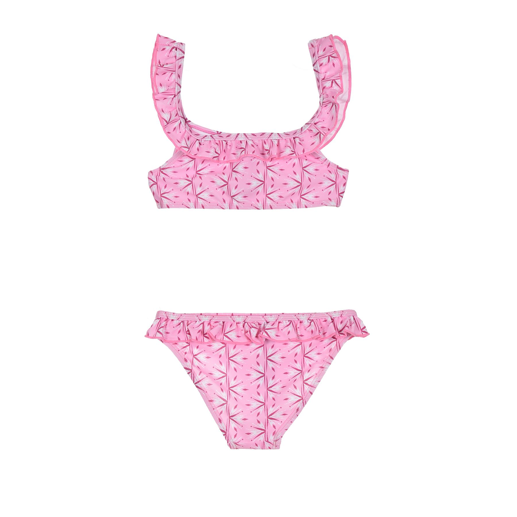 Girls-Bikini-Set-Childrens-Kids-Swimming-Costume-Age-3-8-Years thumbnail 26