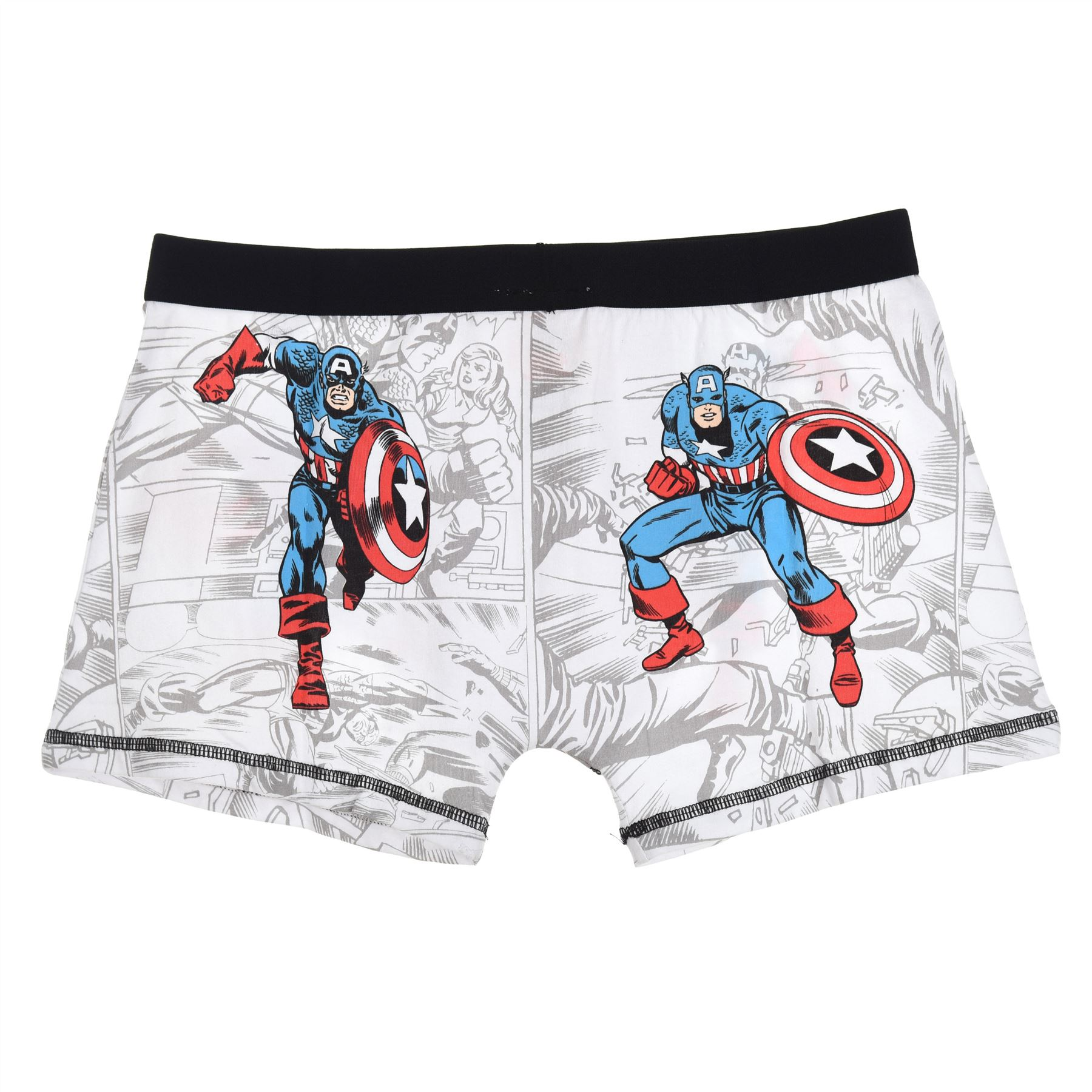 Mens-Official-Character-Trunks-Boxer-Shorts-Boxers-Underwear-2-Pack-Size-S-XL thumbnail 21