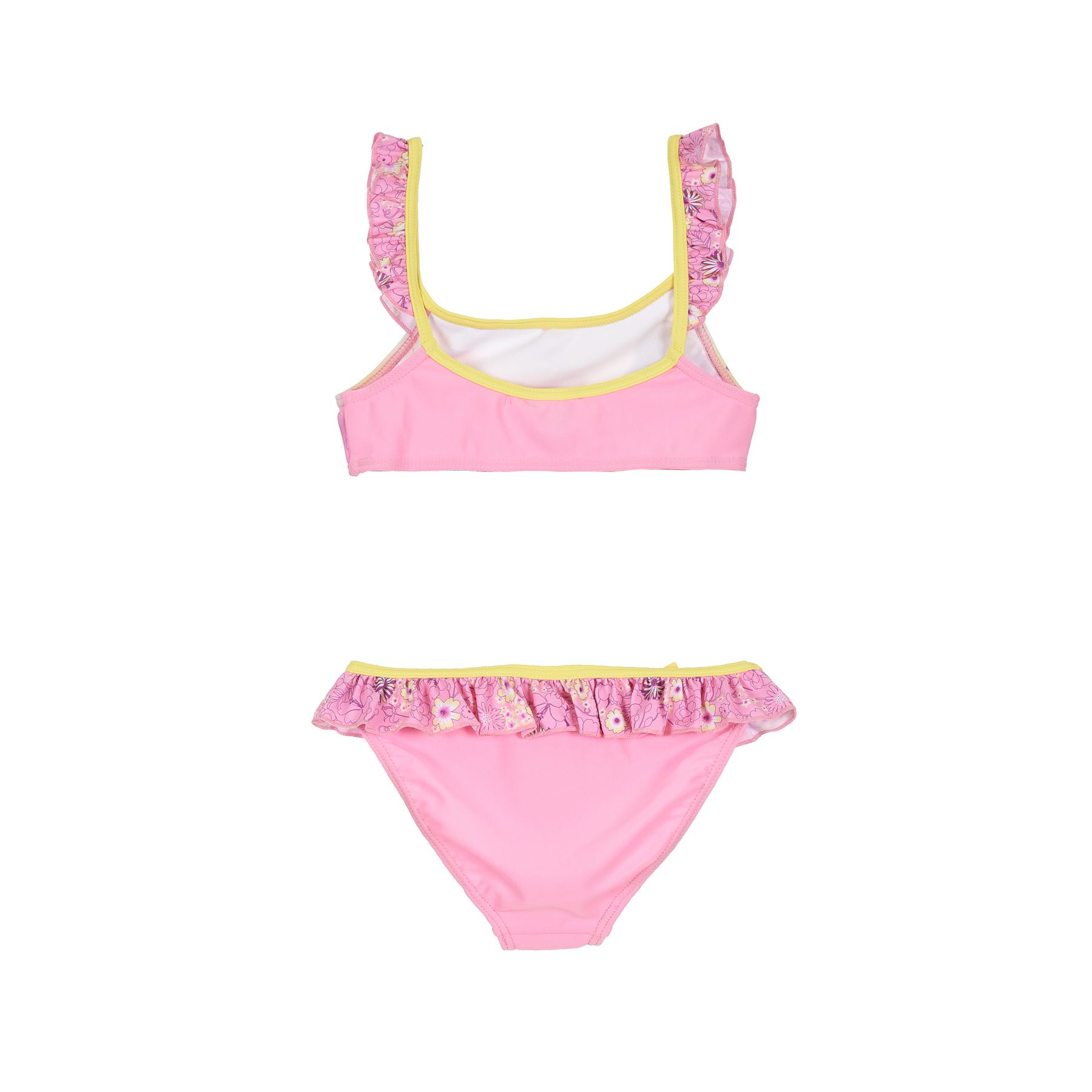 Girls-Bikini-Set-Childrens-Kids-Swimming-Costume-Age-3-8-Years thumbnail 36