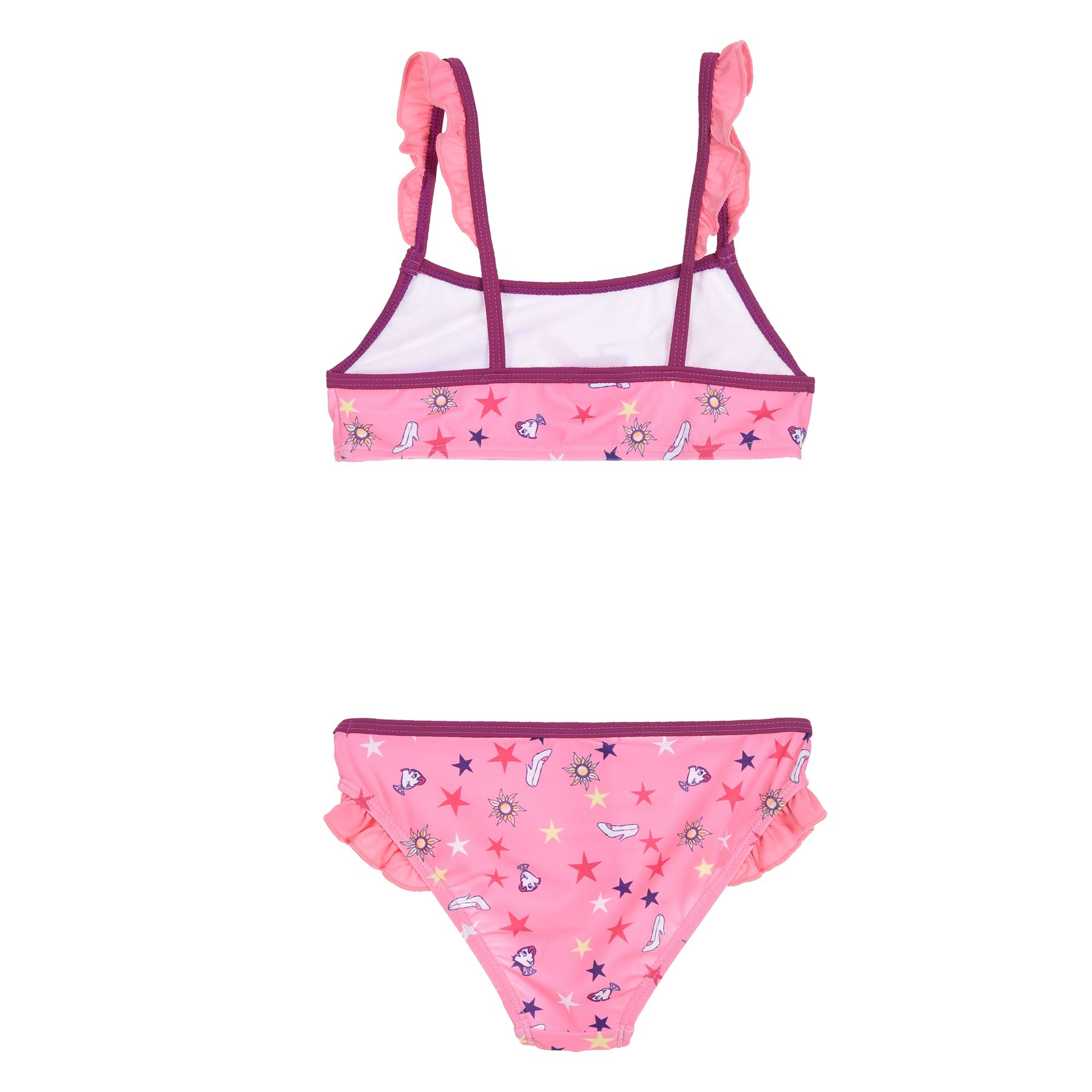 Girls-Bikini-Set-Childrens-Kids-Swimming-Costume-Age-3-8-Years thumbnail 40