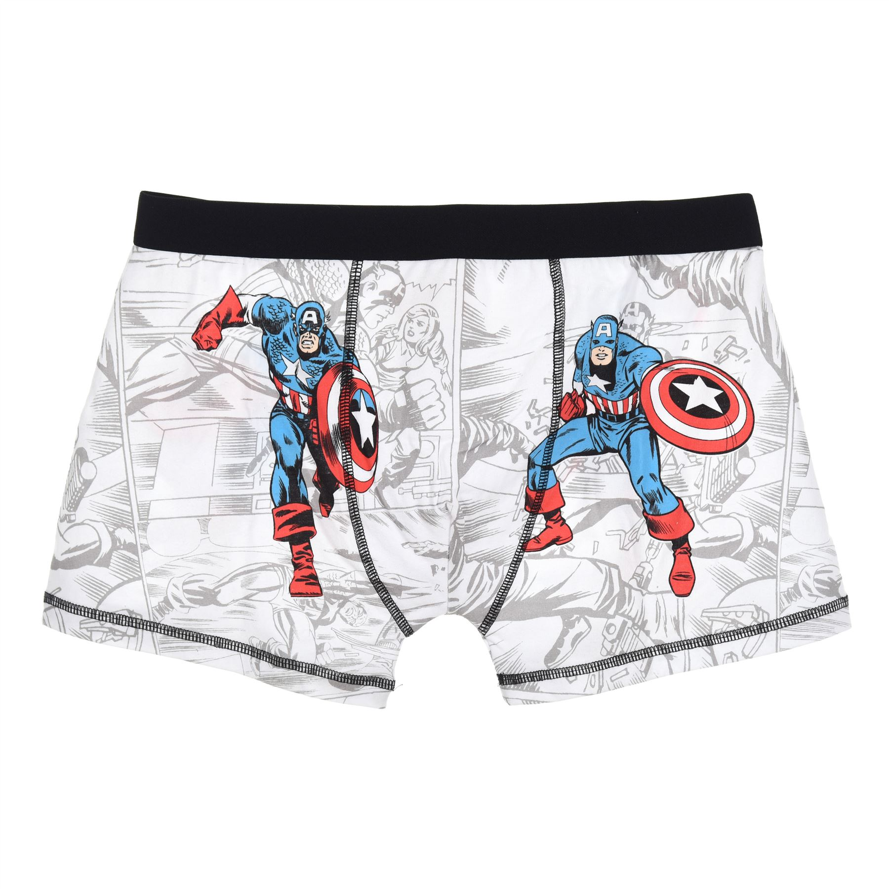 Mens-Official-Character-Trunks-Boxer-Shorts-Boxers-Underwear-2-Pack-Size-S-XL thumbnail 20