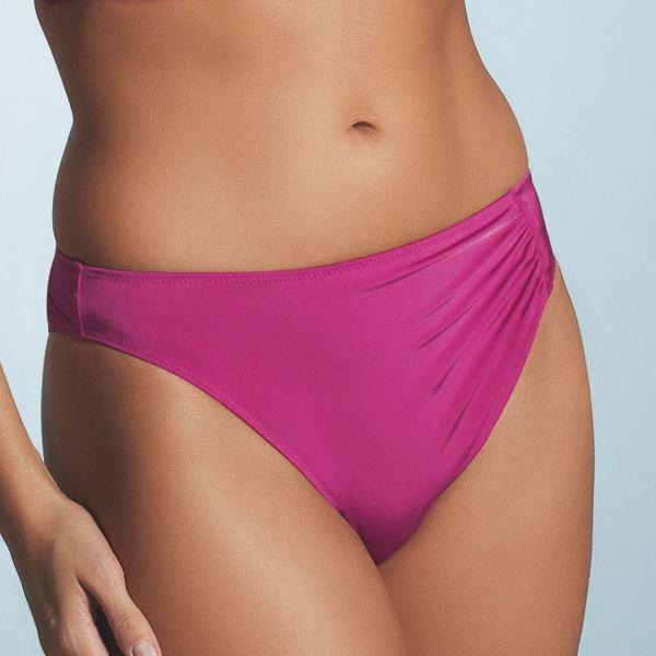 Fantasie Swimwear Corscia Classic Bikini Brief//Bottoms 5202 Pink Flambe