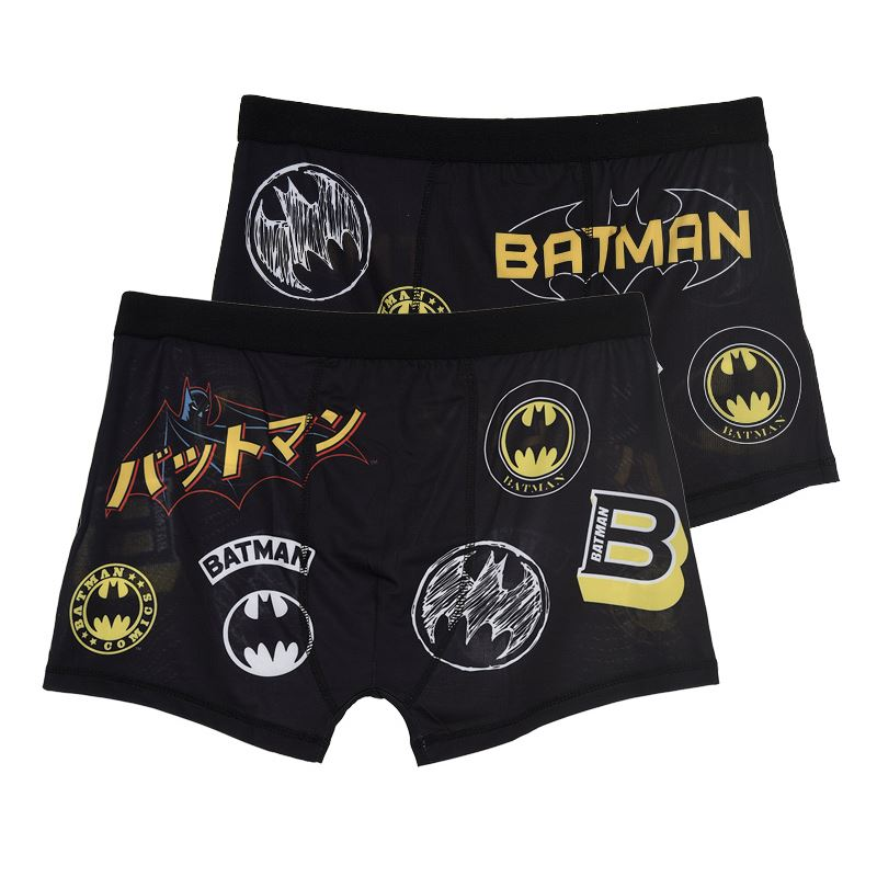 Mens-Official-Character-Boxer-Shorts-Boxers-Trunks-Hipsters-2-Pack-Size-S-M-L-XL thumbnail 11