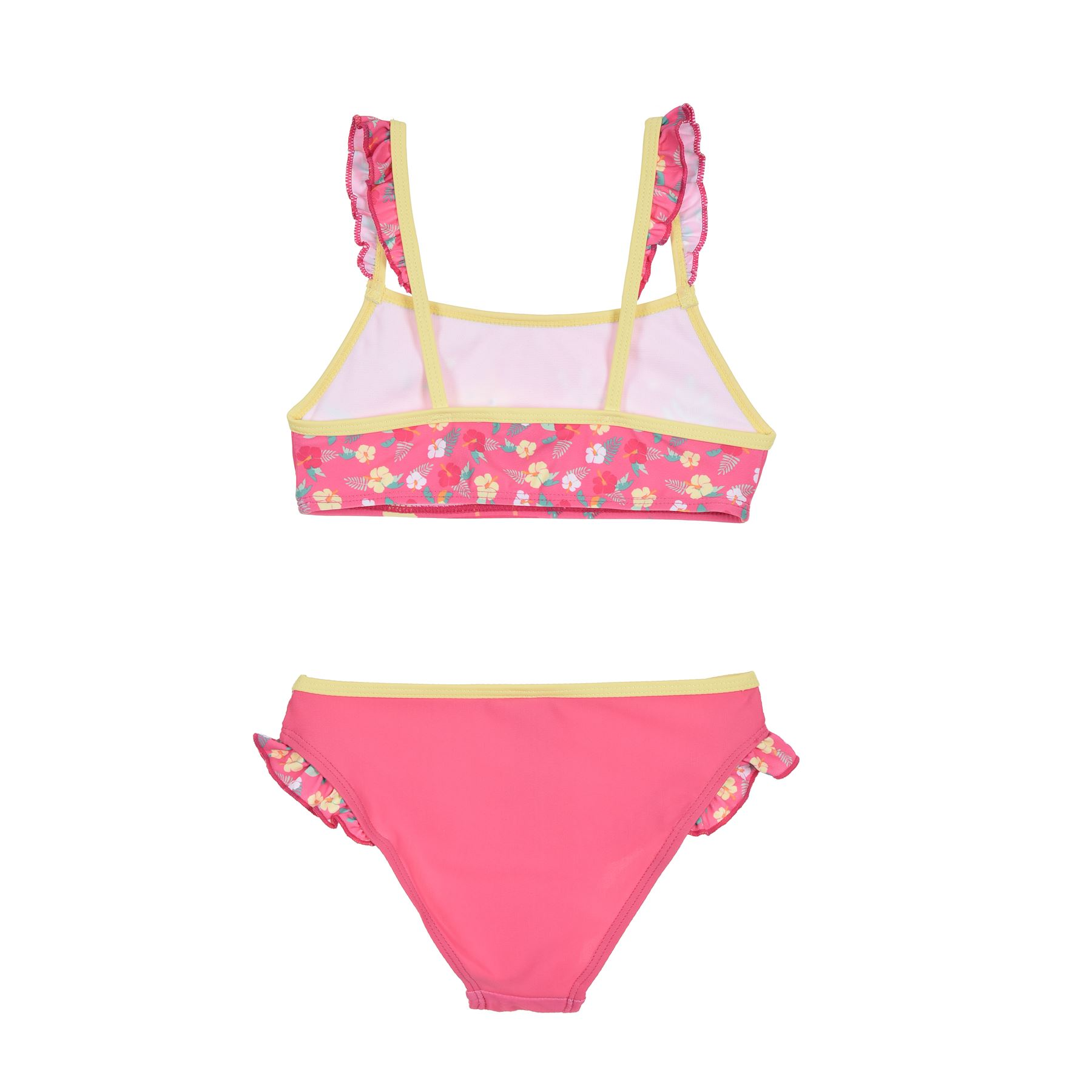 Girls-Bikini-Set-Childrens-Kids-Swimming-Costume-Age-3-8-Years thumbnail 72