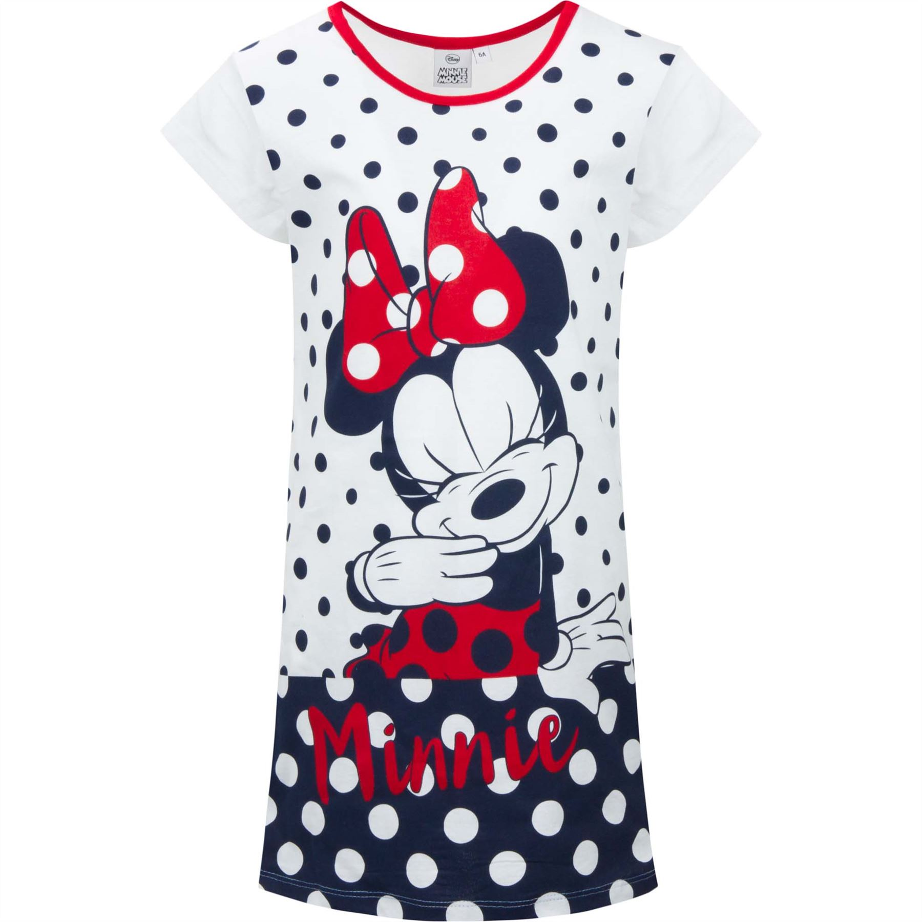 Minnie Mouse Bambina Camicia da Notte
