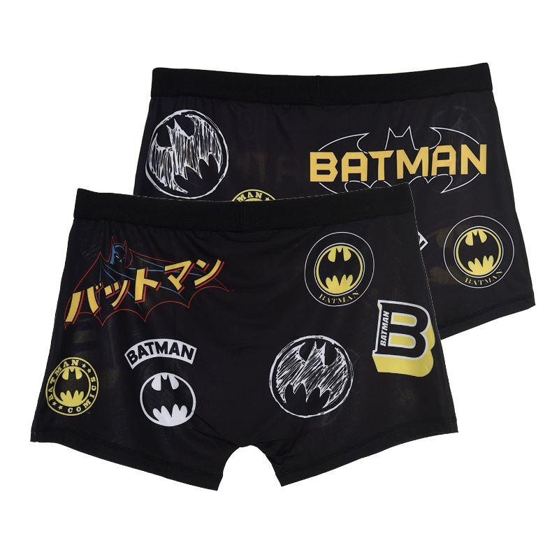 Mens-Official-Character-Boxer-Shorts-Boxers-Trunks-Hipsters-2-Pack-Size-S-M-L-XL thumbnail 12