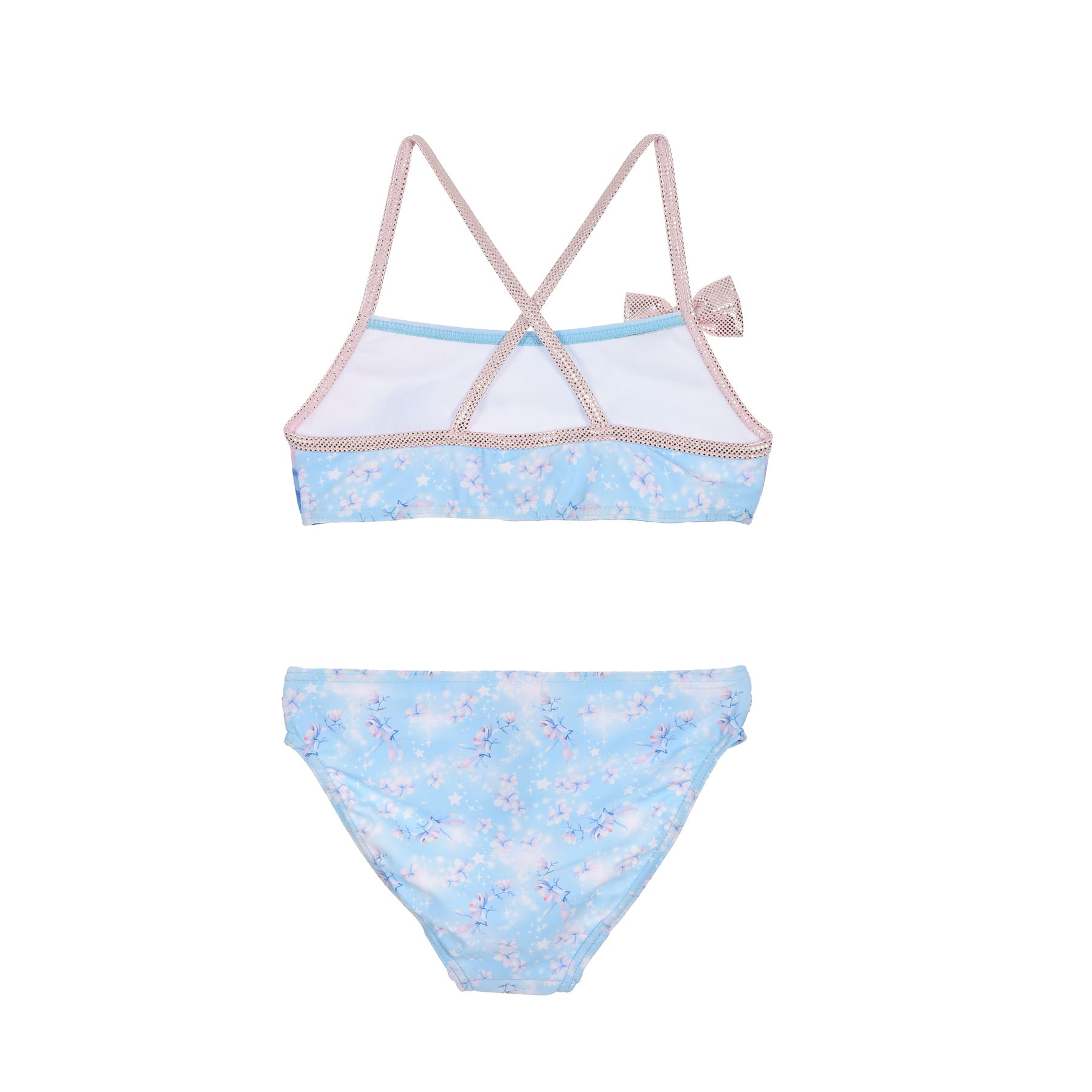 Girls-Bikini-Set-Childrens-Kids-Swimming-Costume-Age-3-8-Years thumbnail 16
