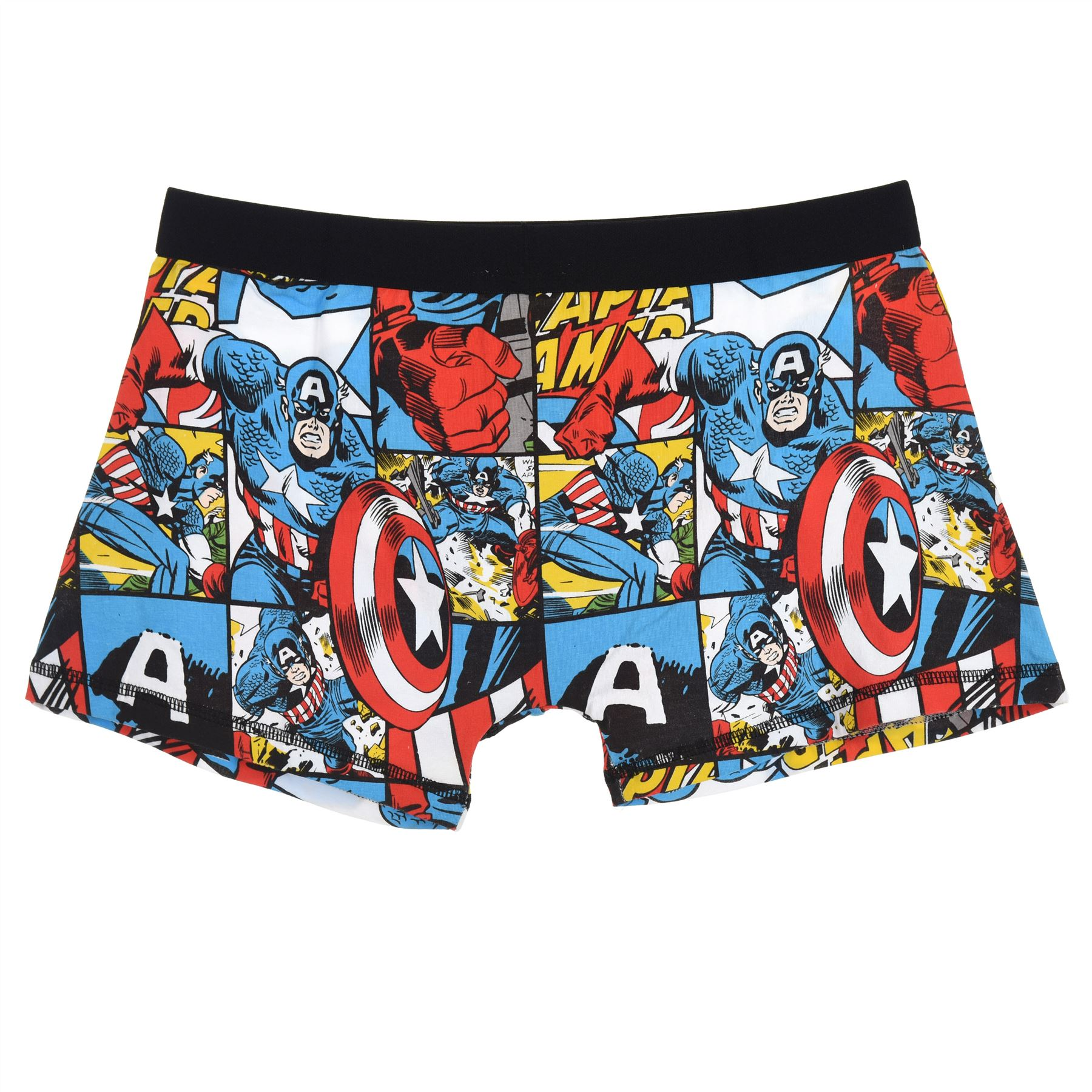 Mens-Official-Character-Trunks-Boxer-Shorts-Boxers-Underwear-2-Pack-Size-S-XL thumbnail 19