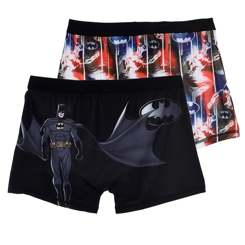 Mens-Official-Character-Boxer-Shorts-Boxers-Trunks-Hipsters-2-Pack-Size-S-M-L-XL thumbnail 6