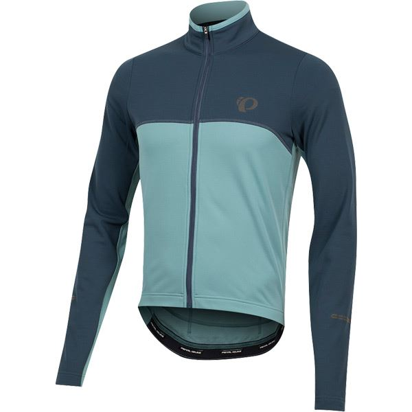 PEARL iZUMi JERSEY M SELECT Thermal NY/BE LG Colour - Blau and Größe - Large