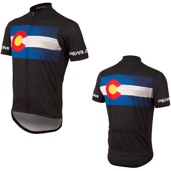 PEARL iZUMi  Men's, SELECT LTD Jersey, Homestate 2017, Size S  be in great demand