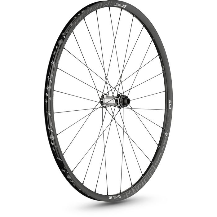 DT Swiss M 1700 wheel, 22.5 mm rim, 15 x 100 mm axle, 27.5 inch front
