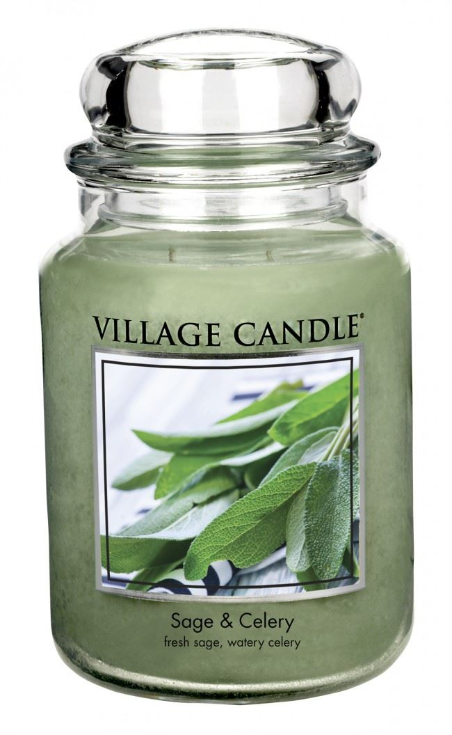 Village-Candle-Large-Jar-26oz-NEW-2018-RANGE-Double-Wick-170-Hour-Burn-Time