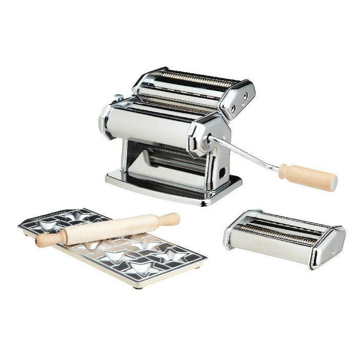 Coffret cadeau de Imperia Pasta, machine à pâtes, Ravioli & plus ...