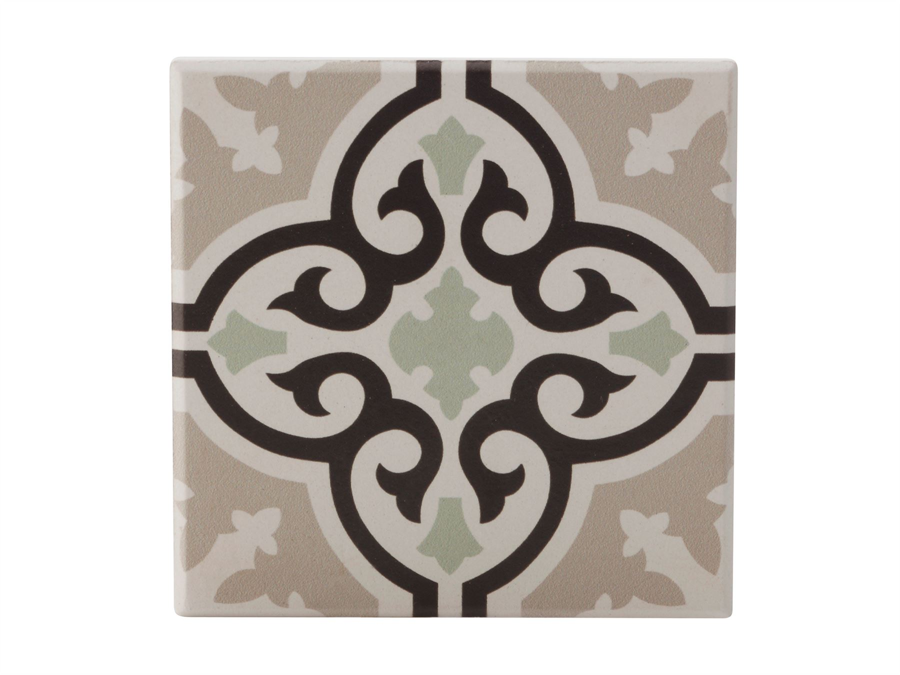 Maxwell Williams Medina Mekes 9cm Ceramic Square Tile Coaster 9315121744124 Ebay