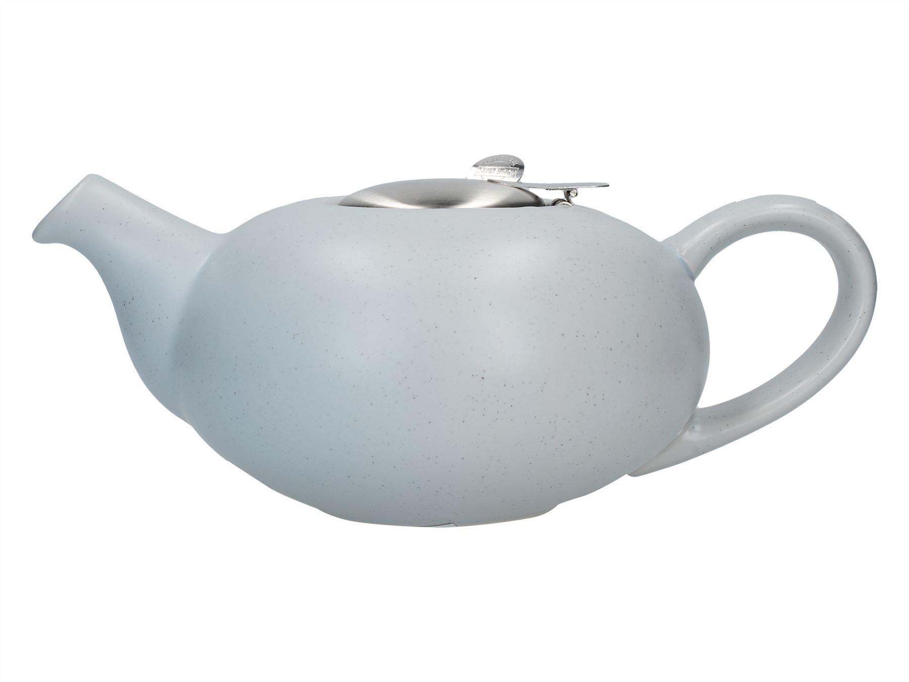 Various Colours London Pottery Filter Pebble Teapot 2 /& 4 Cup