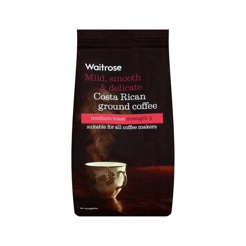 Waitrose Pack Of Rican 2 Ground Pack Of 227g Costa Coffee