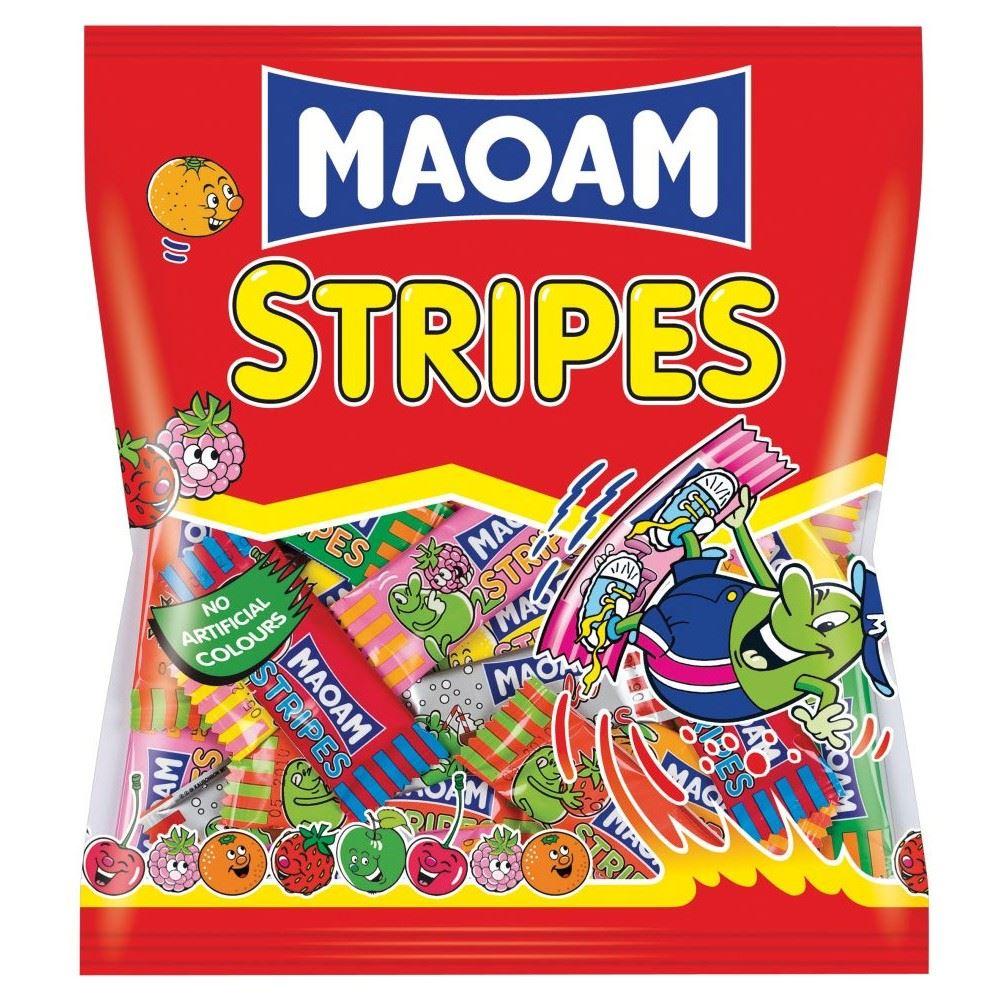 Haribo Maoam Stripes (160g) 721865122972