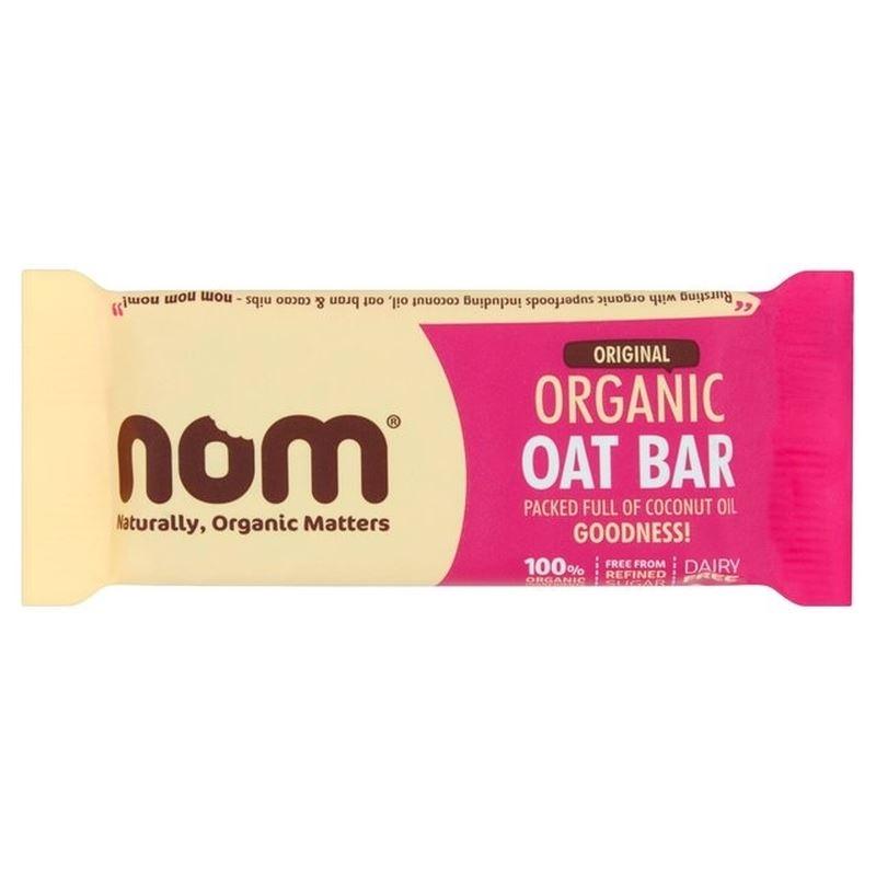 Nom Original Organic Oat Bar 52g