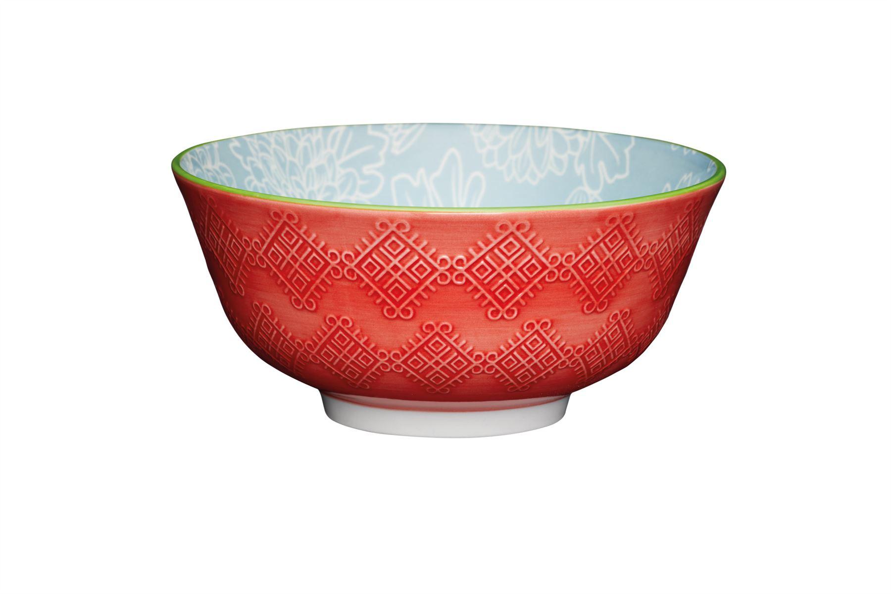Jamie Oliver Terracotta Schale Snackschale Aufbewahrung Schieferfarben Ø 17 cm