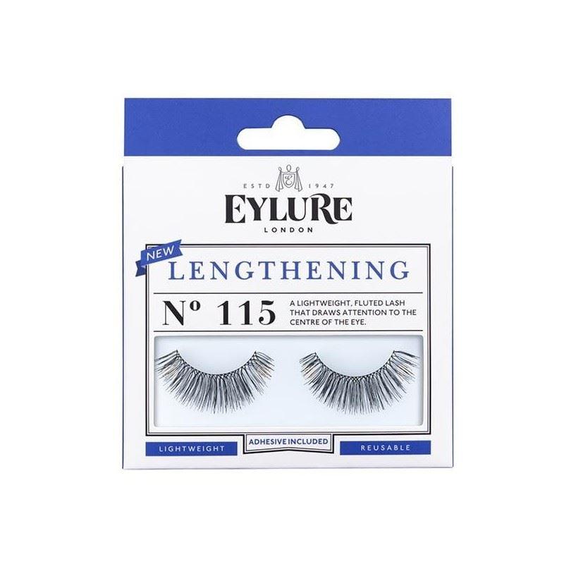 2541d4e3729 Eylure Lengthening 115 Lashes 721898069510 | eBay