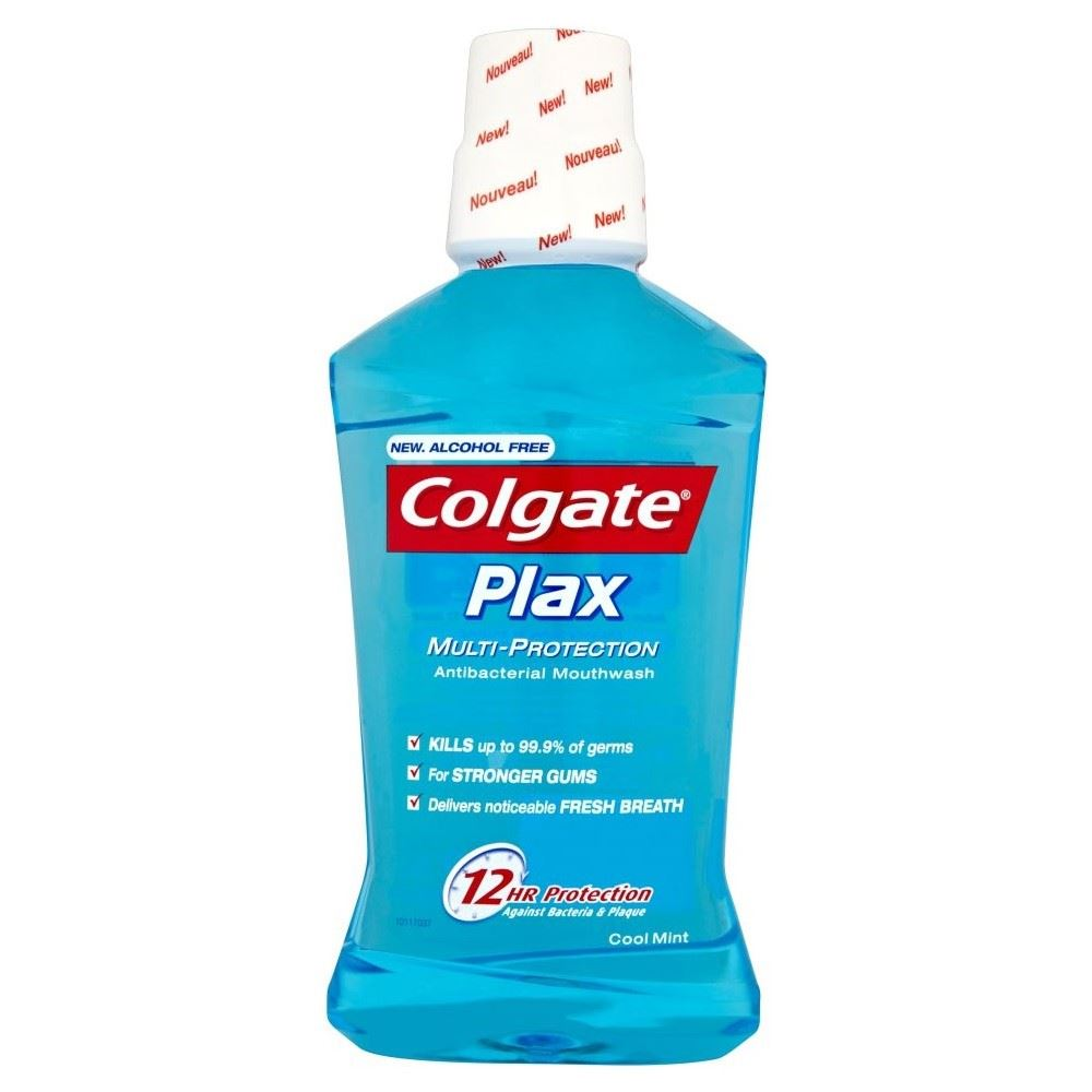 Colgate Plax Alkoholfr...