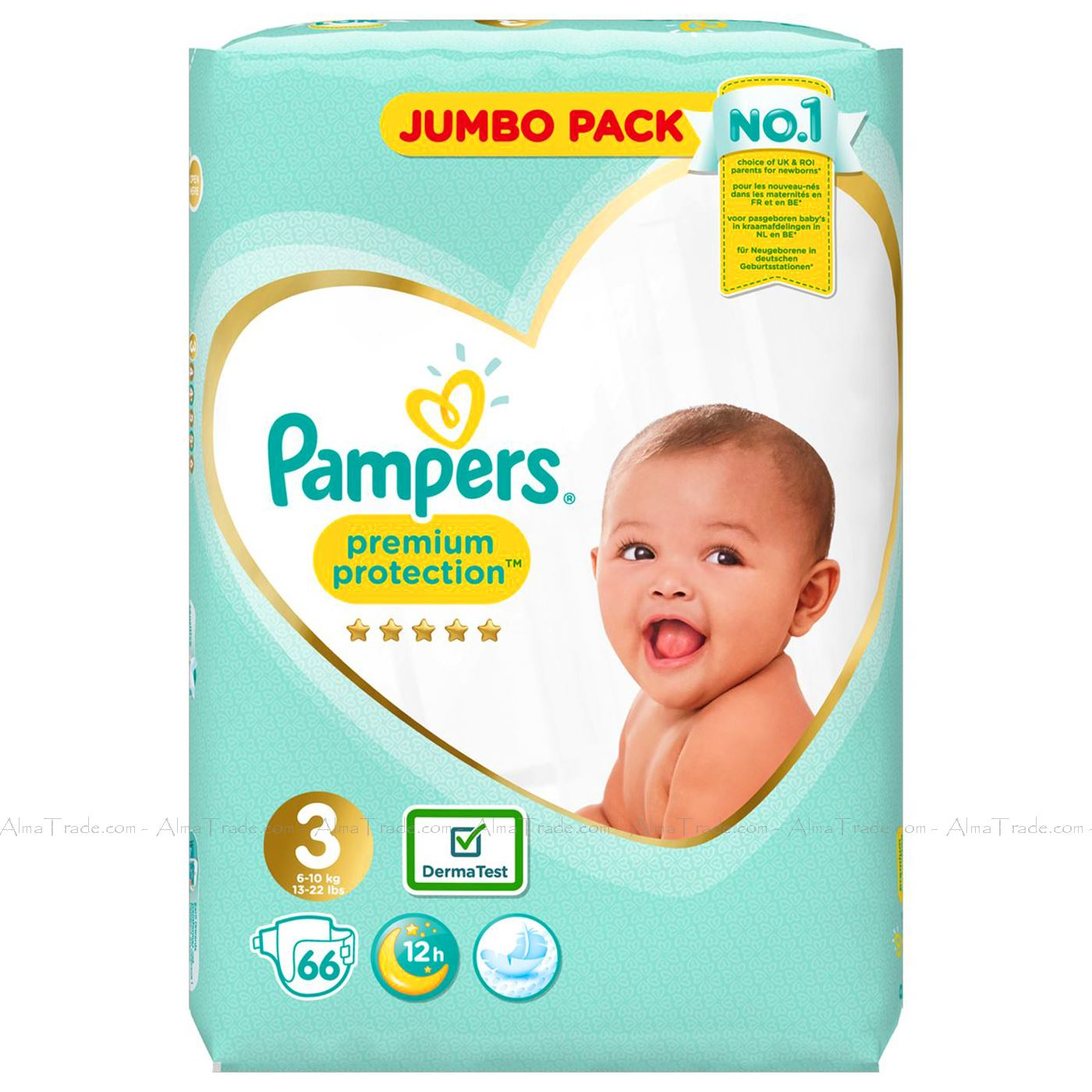 Pampers-Baby-Dry-Nappy-Air-Channels-Nappies-Size-1-2-3-4-5-6-7-Jumbo-Giga-Pack thumbnail 14
