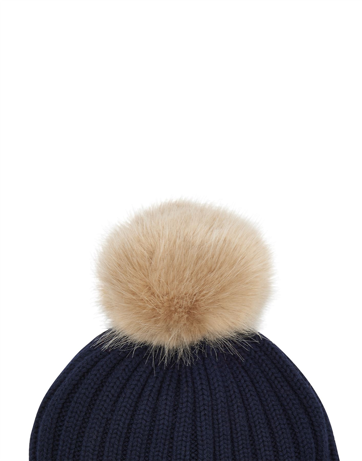 Joules POP-A-POM Bobble Hat - AW17 (X)