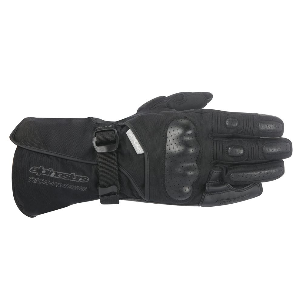 textil Guante Alpinestars montar Apex negro para Poly Drystar moto de qAqgFnpBw