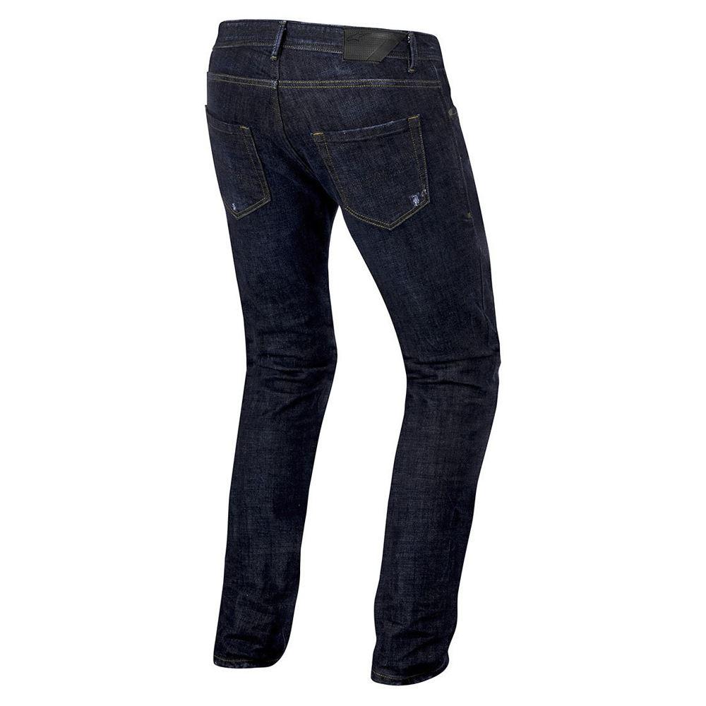 Alpinestars Rame Jeans con con con Fianco Pad Protezione per Moto Moto 567c23