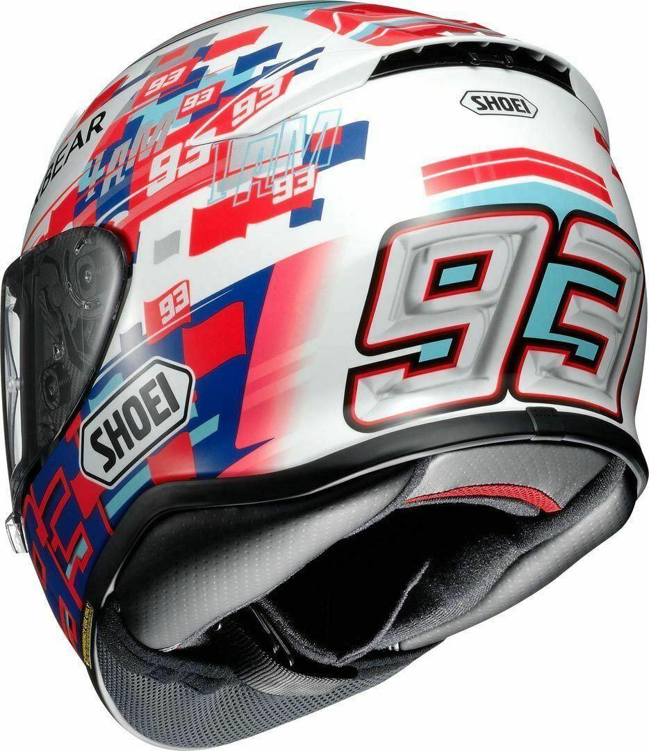Shoei-NXR-Full-Face-Motorcycle-Motorbike-Premium-Helmet-RF-1200 thumbnail 14